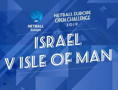 Israel v Isle of Man | Netball Europe Open Challenge