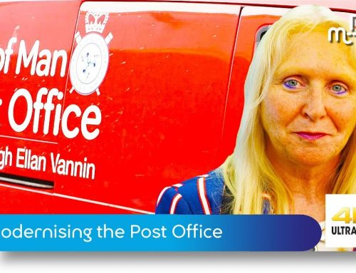 Modernising the Isle of Man Post Office