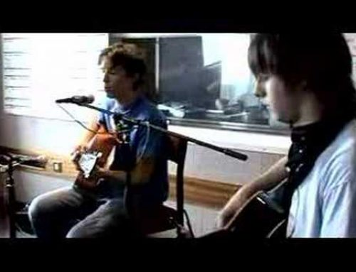"BACK DOOR SLAM – ""Roll Away"" Live on Manx Radio"
