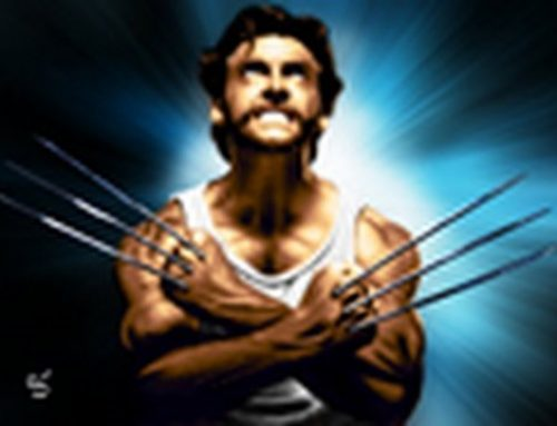 WOLVERINE – Hugh Jackman : Digital Painting