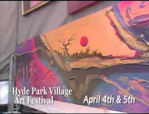Hyde Park Village Art Festival