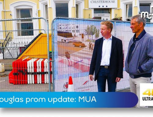 Douglas prom update: Manx Utilities Authority