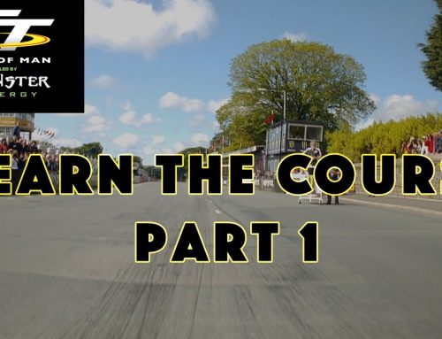 Isle of Man TT | Learn the Course | Part 1 | Startline to Handley's