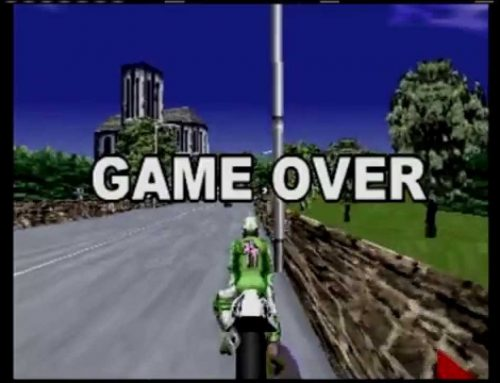 Classic Game Room – MANX TT SUPERBIKE review for Sega Saturn