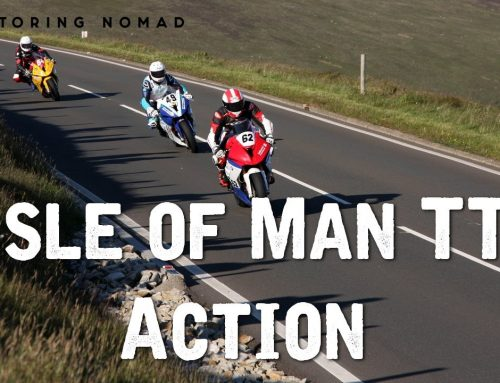 Isle of Man TT Racing 2019