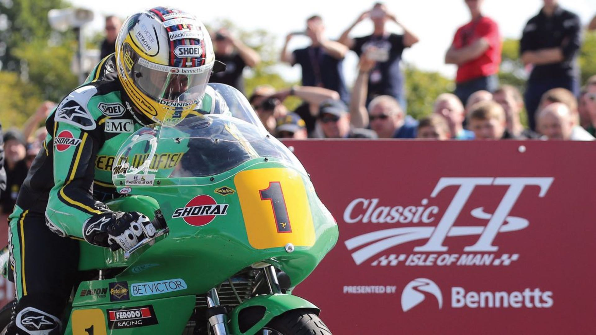 2019 Isle of Man Classic TT: Rider Entry List Headed by McGuinness