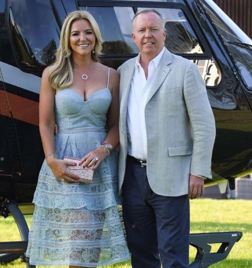 Michelle Mone and her billionaire fiance are selling their Isle of Man mansion