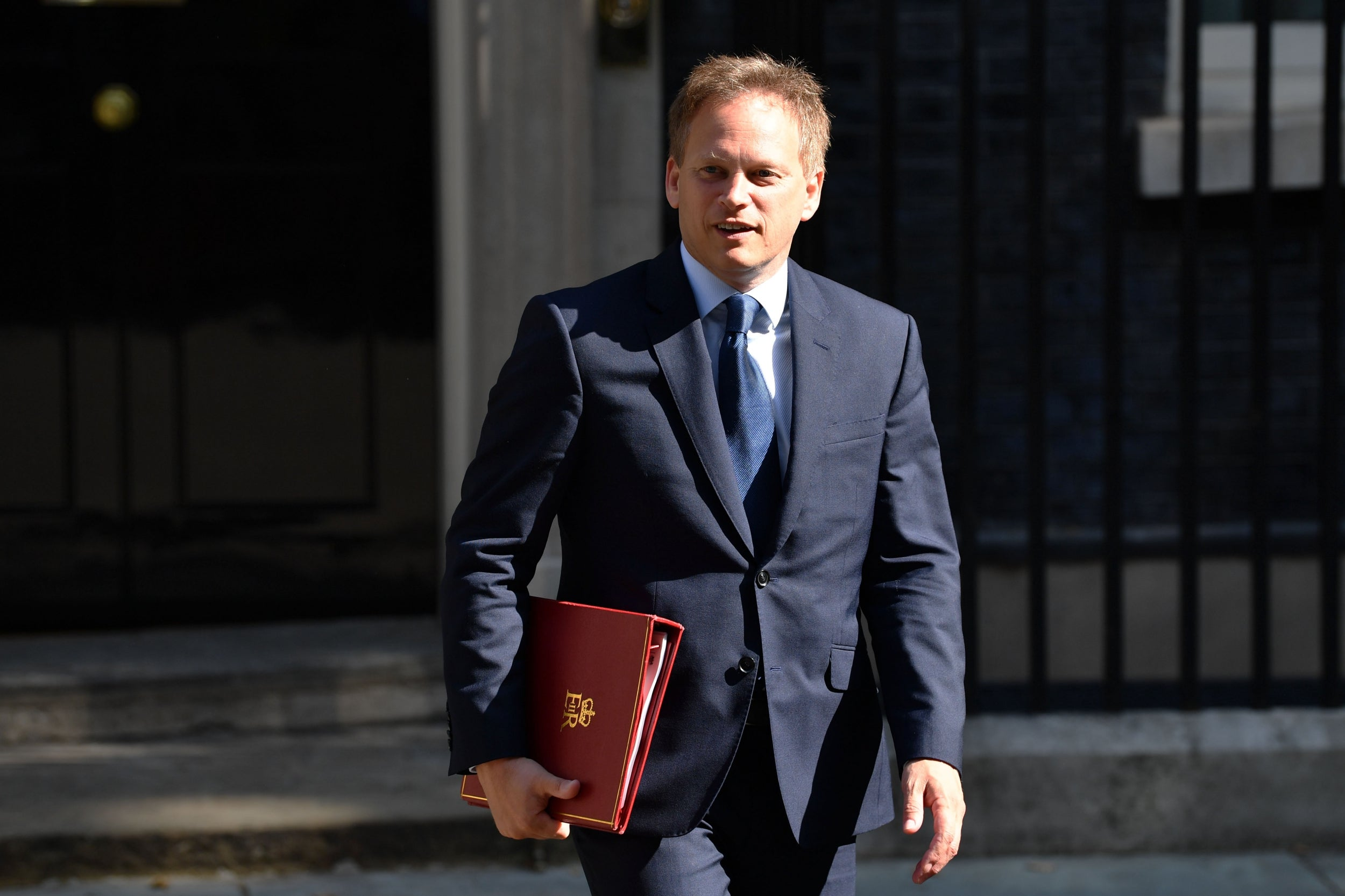 In: Grant Shapps