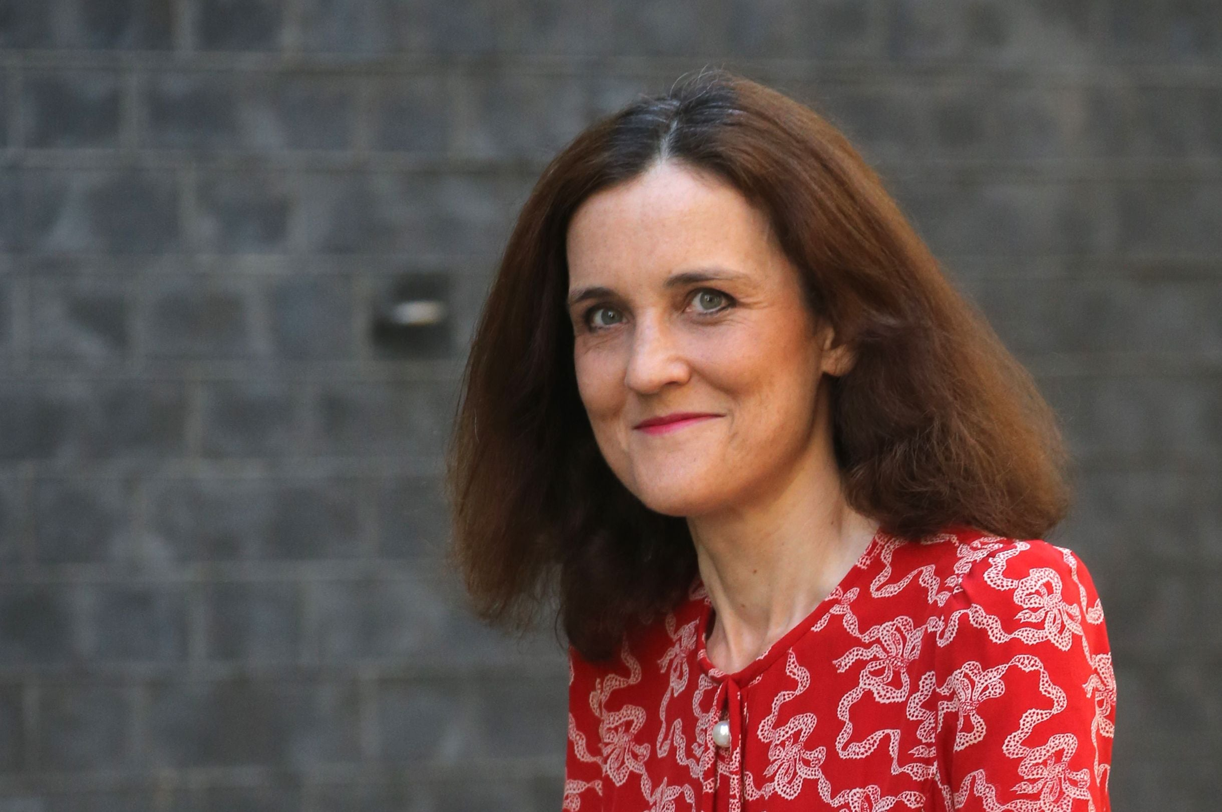 In: Theresa Villiers