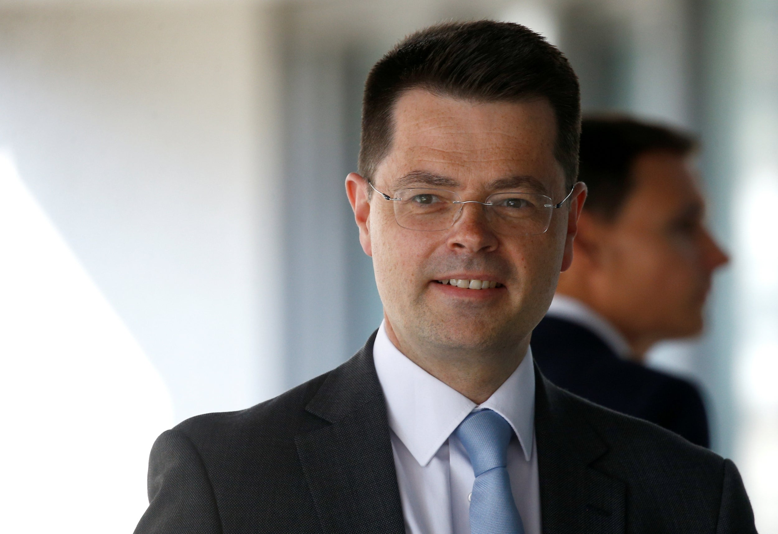 Out: James Brokenshire