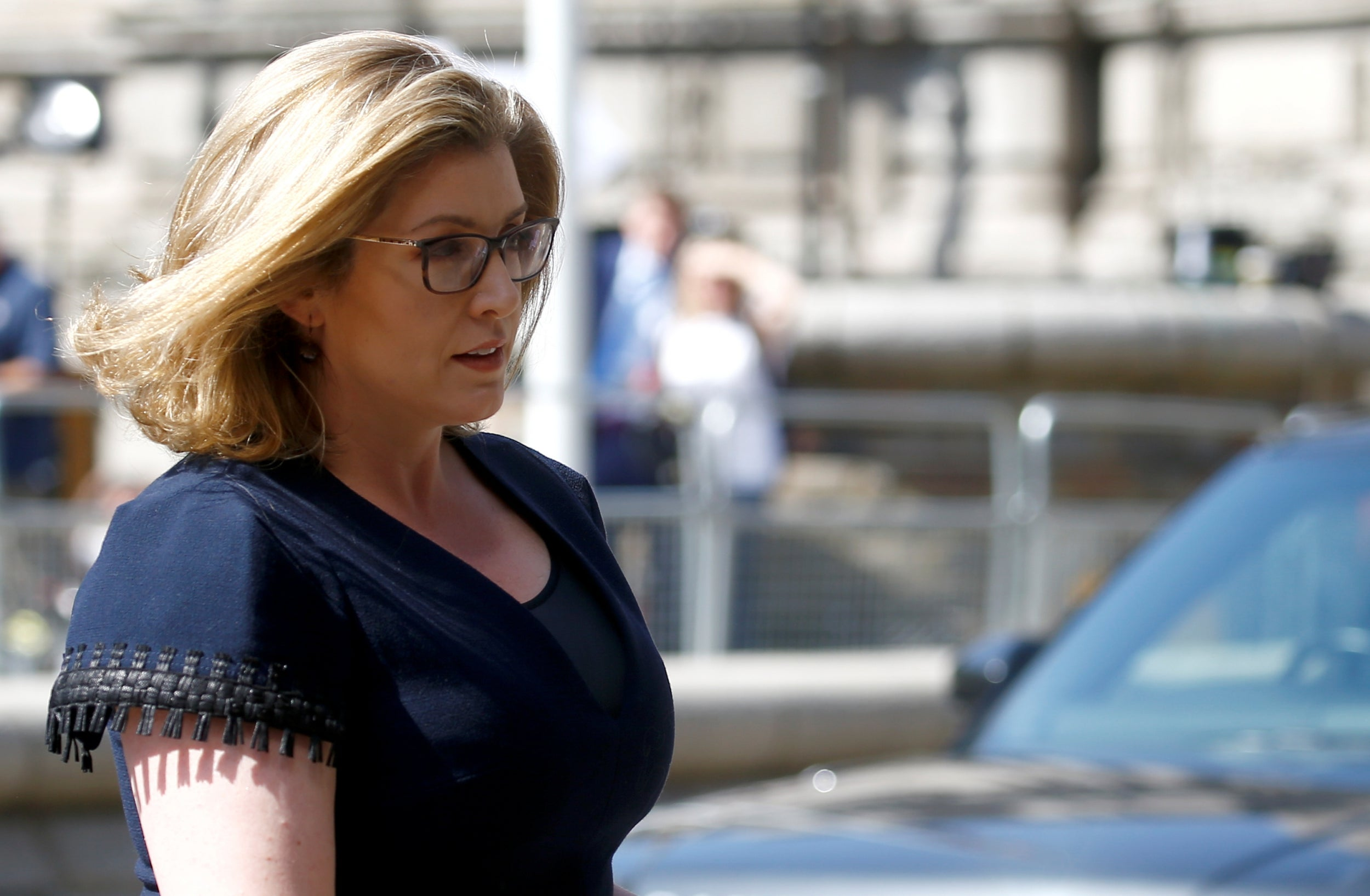 Out: Penny Mordaunt