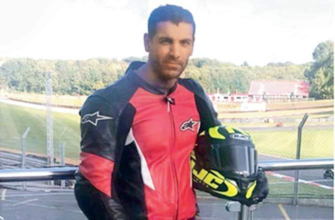 John Abraham: Will include Southern 100 and classic Isle Of Man TT races