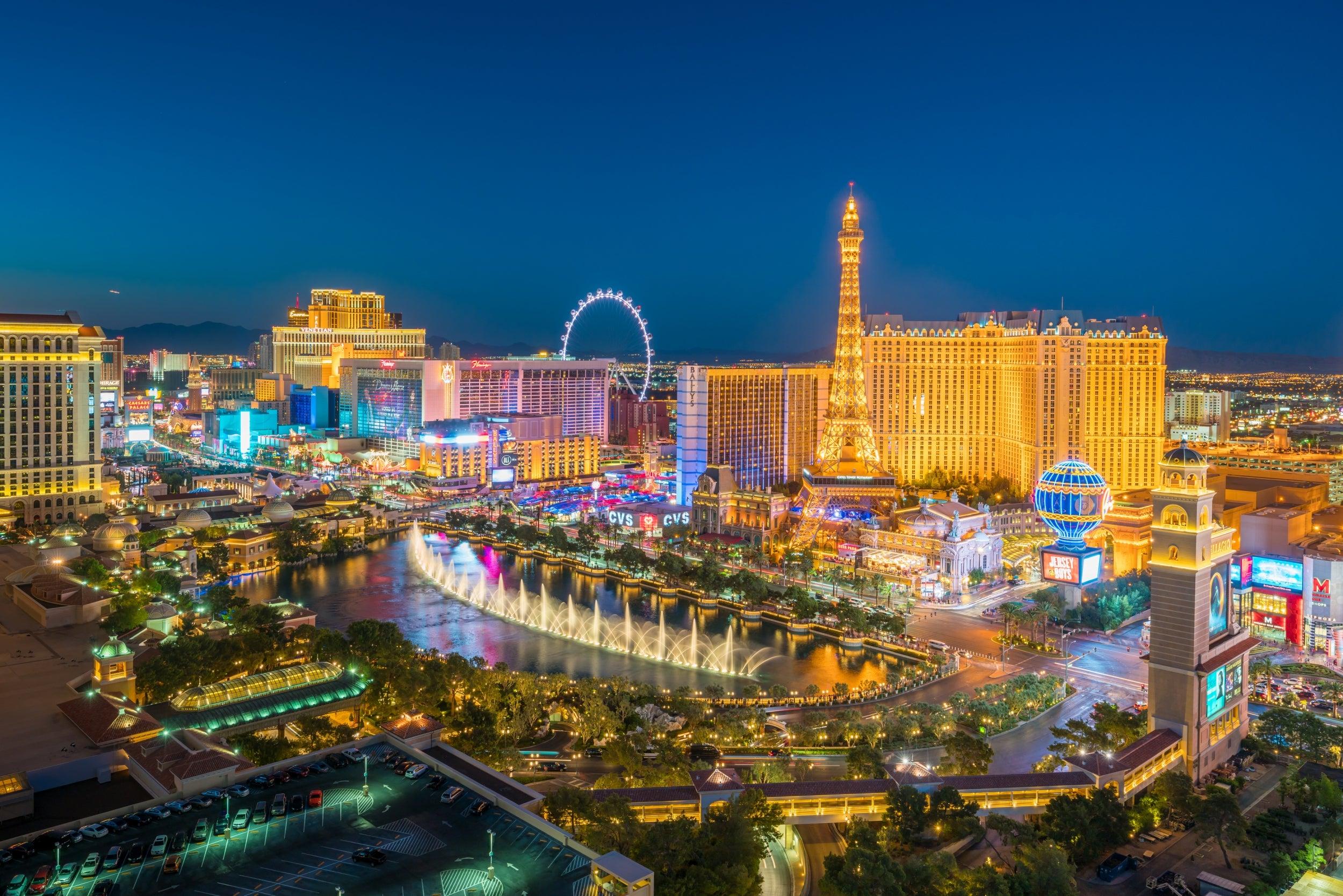 Las Vegas: Sin City bets big on culture