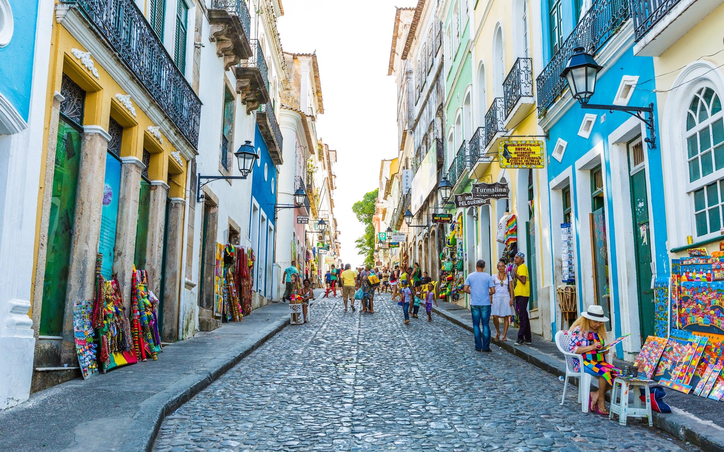 Salvador, Brazil: The country's original capital gets a makeover
