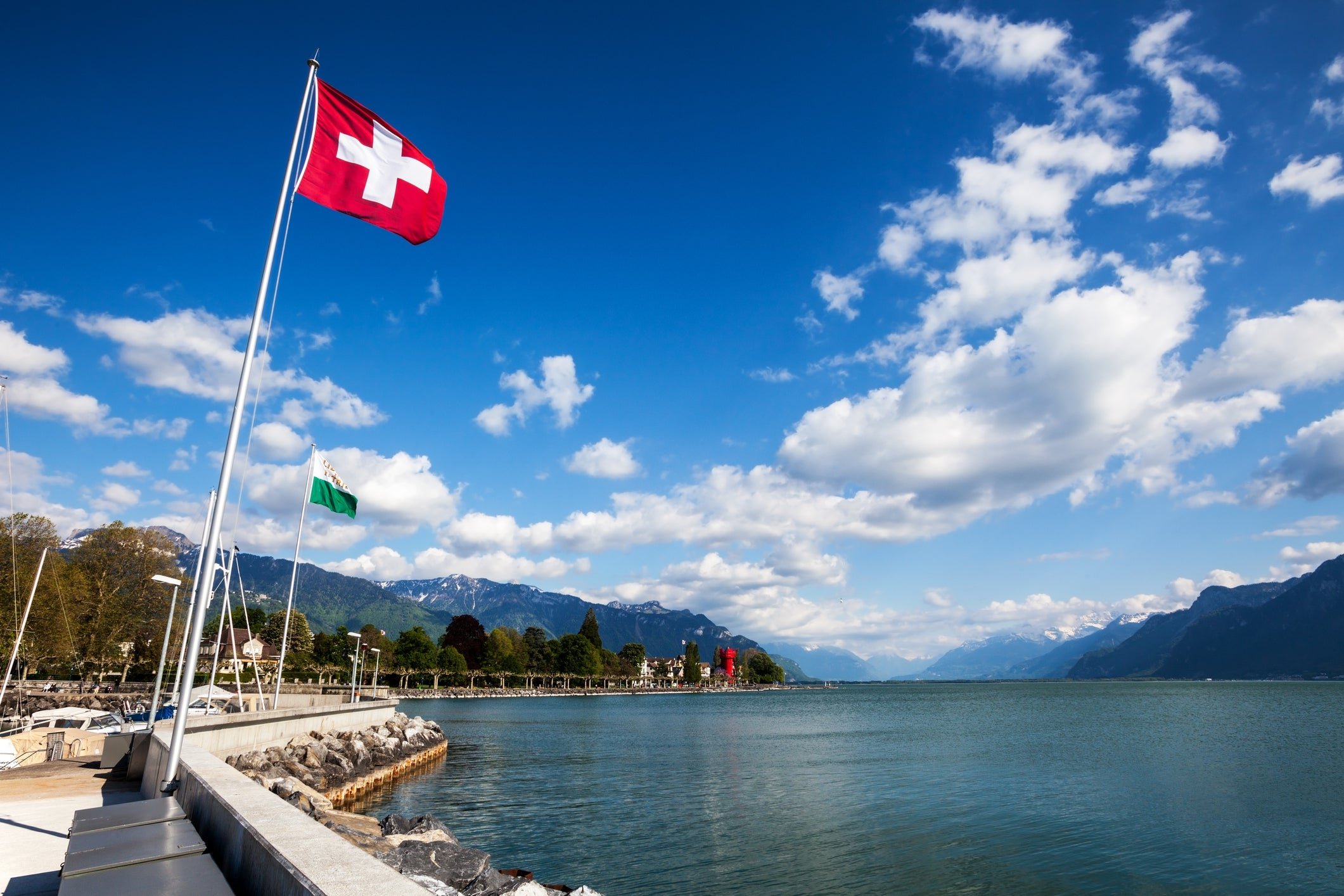 Vevey, Switzerland: A once-in-a-generation winegrowers' festival on the Swiss Riviera