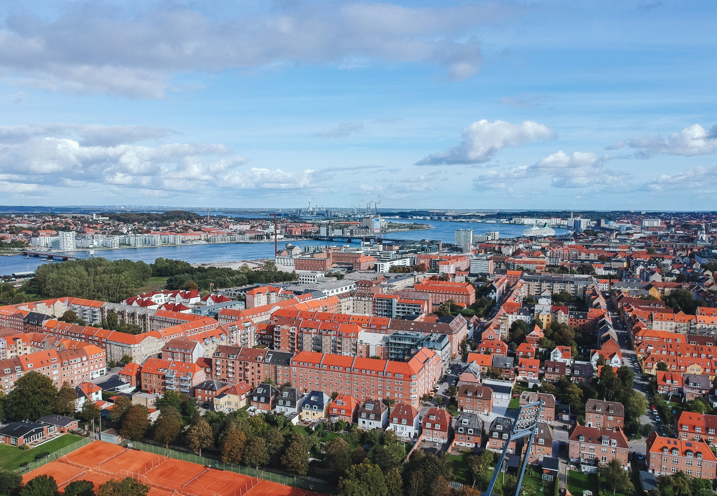Aalborg, Denmark: Architecture revitalises the waterfront